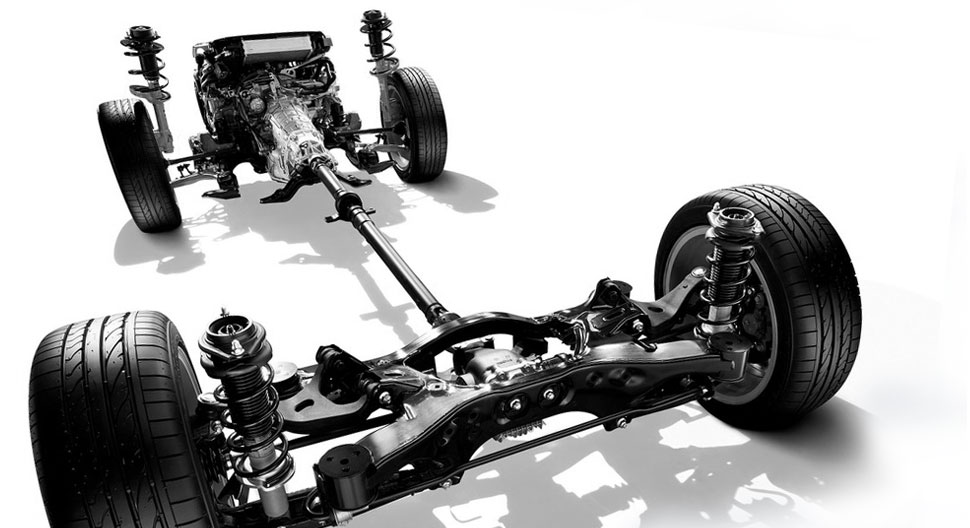 STEERING / SUSPENSION